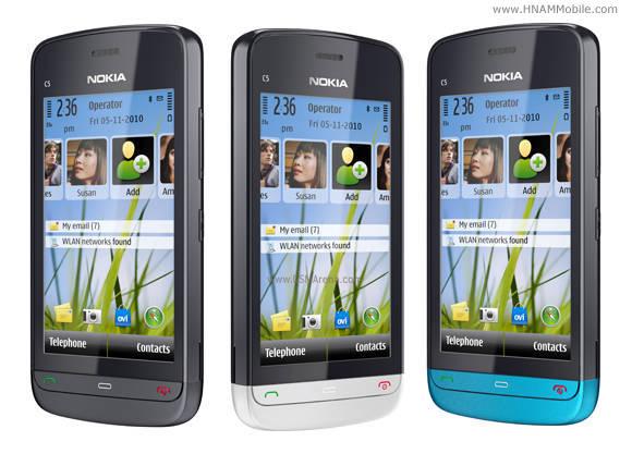 NOKIA C5-03 1