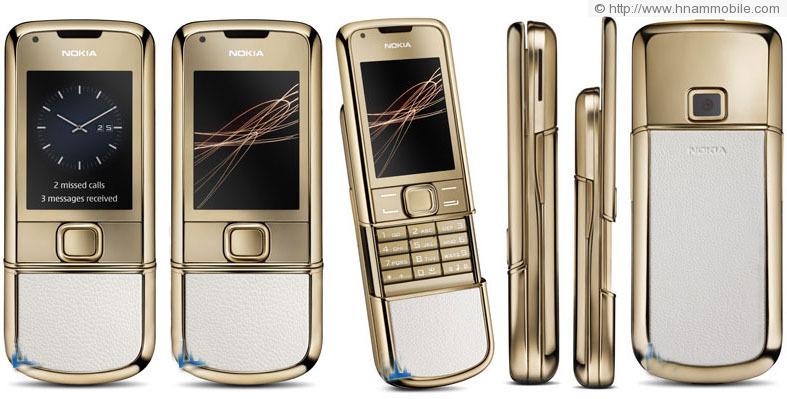 NOKIA 8800 Gold Arte 0