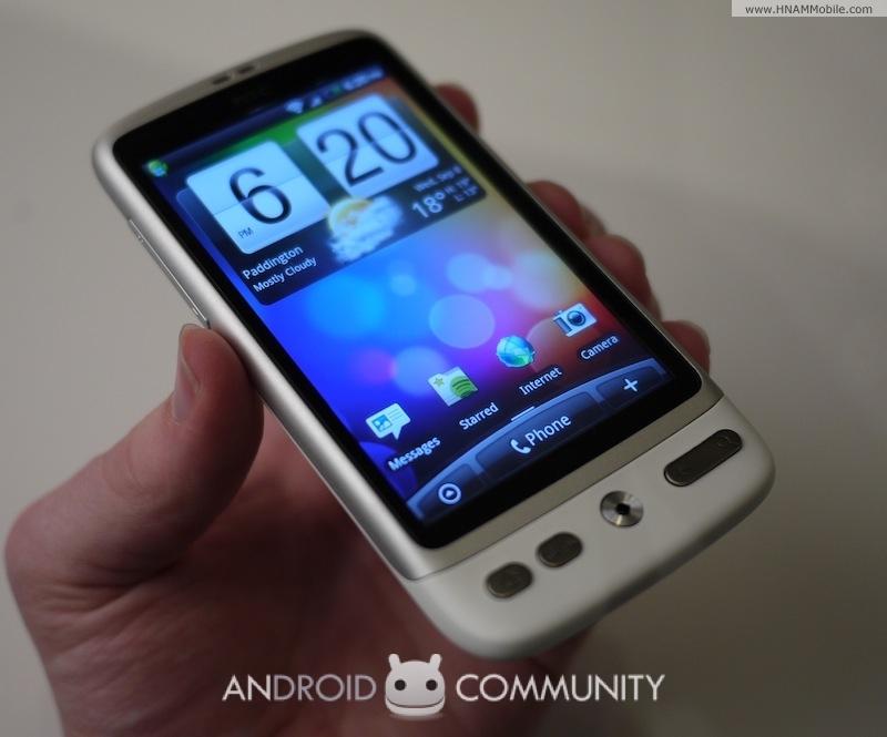 HTC Desire White 2