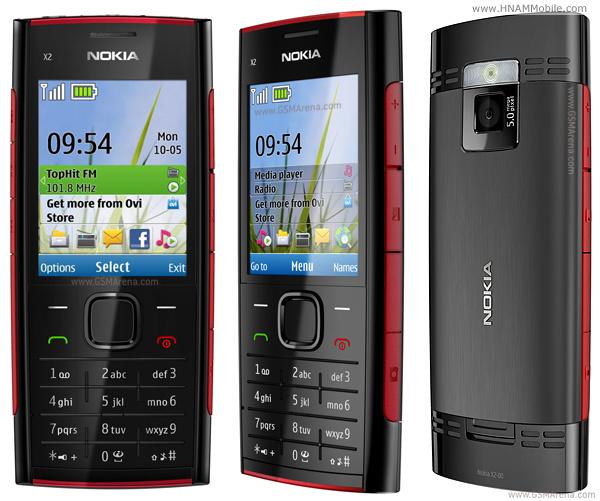 NOKIA X2 0