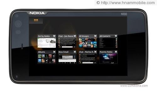 NOKIA N900 32Gb 1
