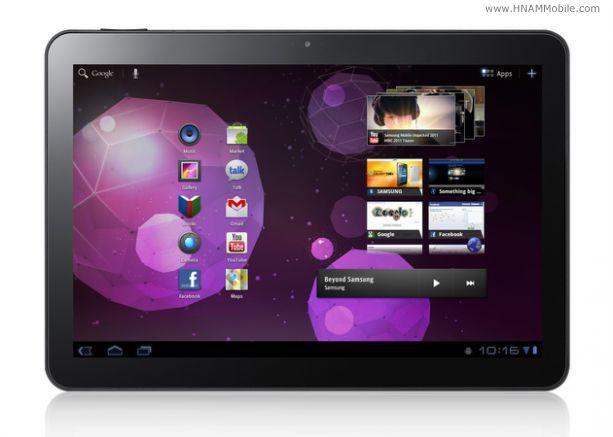 SAMSUNG P7500 Galaxy Tab 10.1 3G (cty) 1