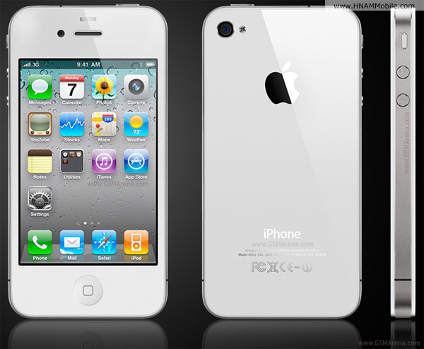 APPLE iPhone 4 16Gb Global cũ 99% 0