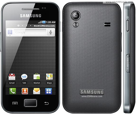 SAMSUNG Galaxy Ace S5830 (cty) 0