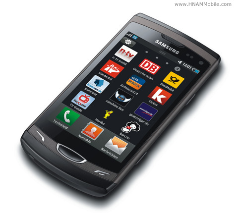 SAMSUNG S8530 Wave II (cty) 2
