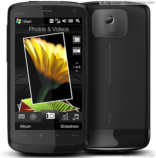 HTC Touch HD 0