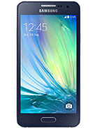 Samsung Galaxy A3 A300H Black