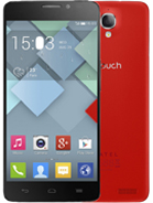 ALCATEL One Touch iDol X 16Gb Red (OT6040D) (2 Sim)
