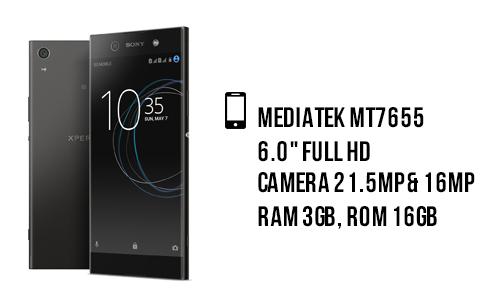 Sony XA1 Ultra G3226