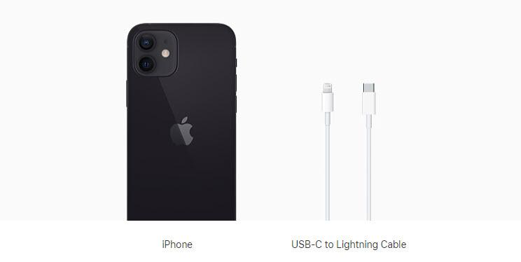 Hình đập hộp Apple iPhone 12 1 Sim 64GB
