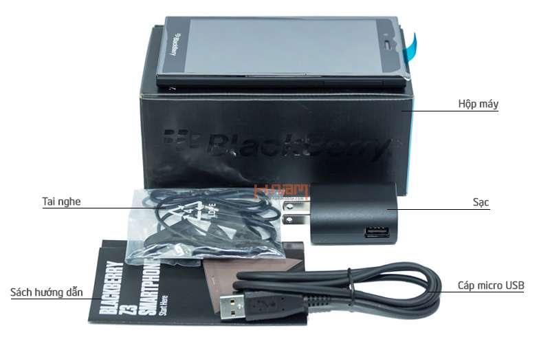 BlackBerry Z3 8Gb hình sản phẩm 0